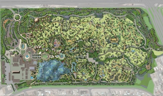 Cost Effective Security Planning for Development Master Plan for Doha Zoo.